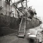 Russischer Trawler, 1997