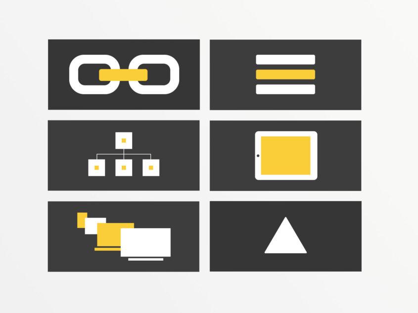Websprech Piktogramme