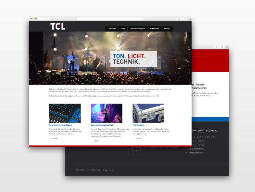TCL Website