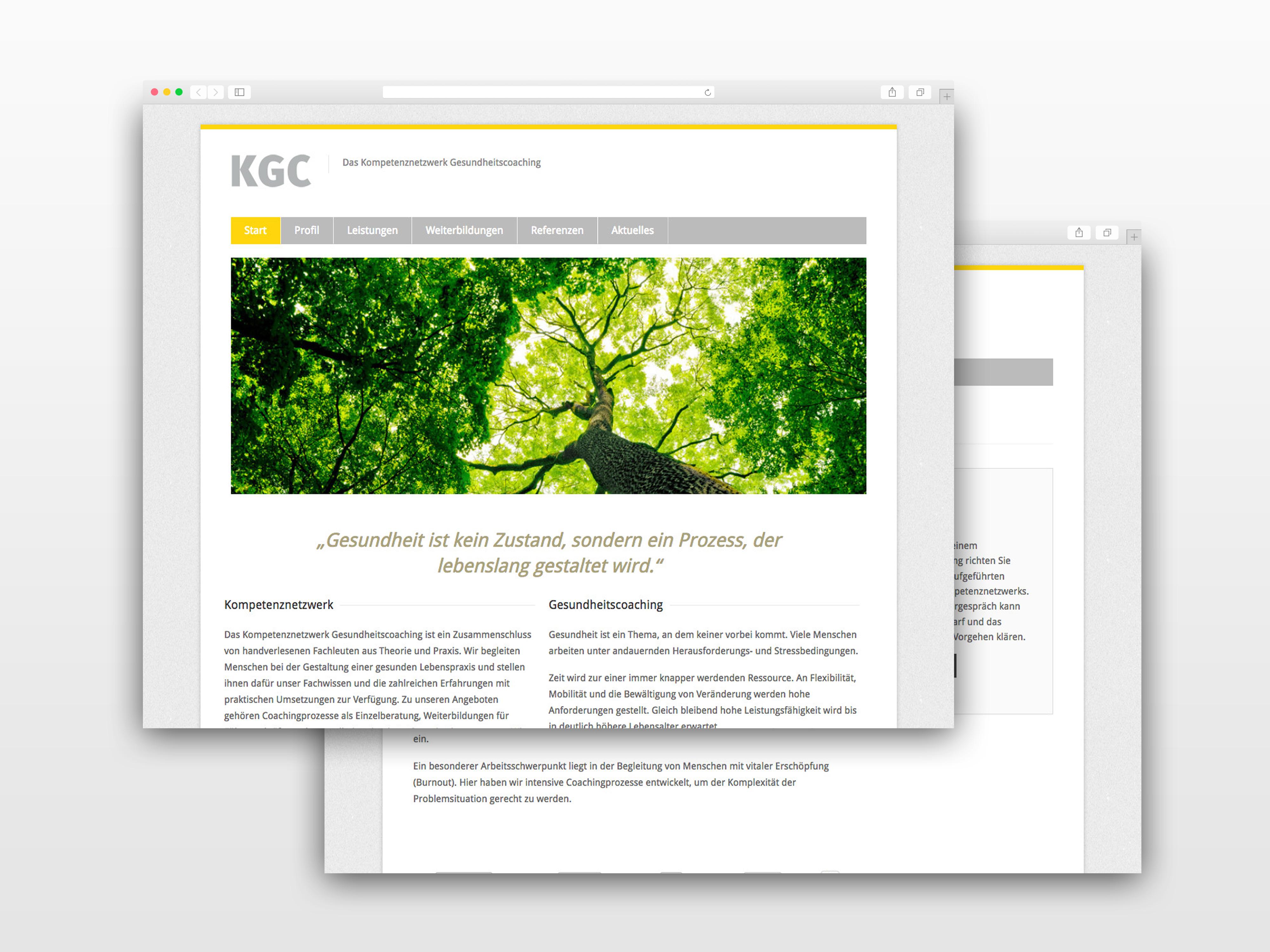 KGC Website