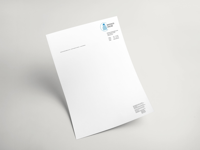 Madsack Online Briefpapier